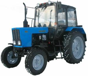 Трактор Белорус 80.1