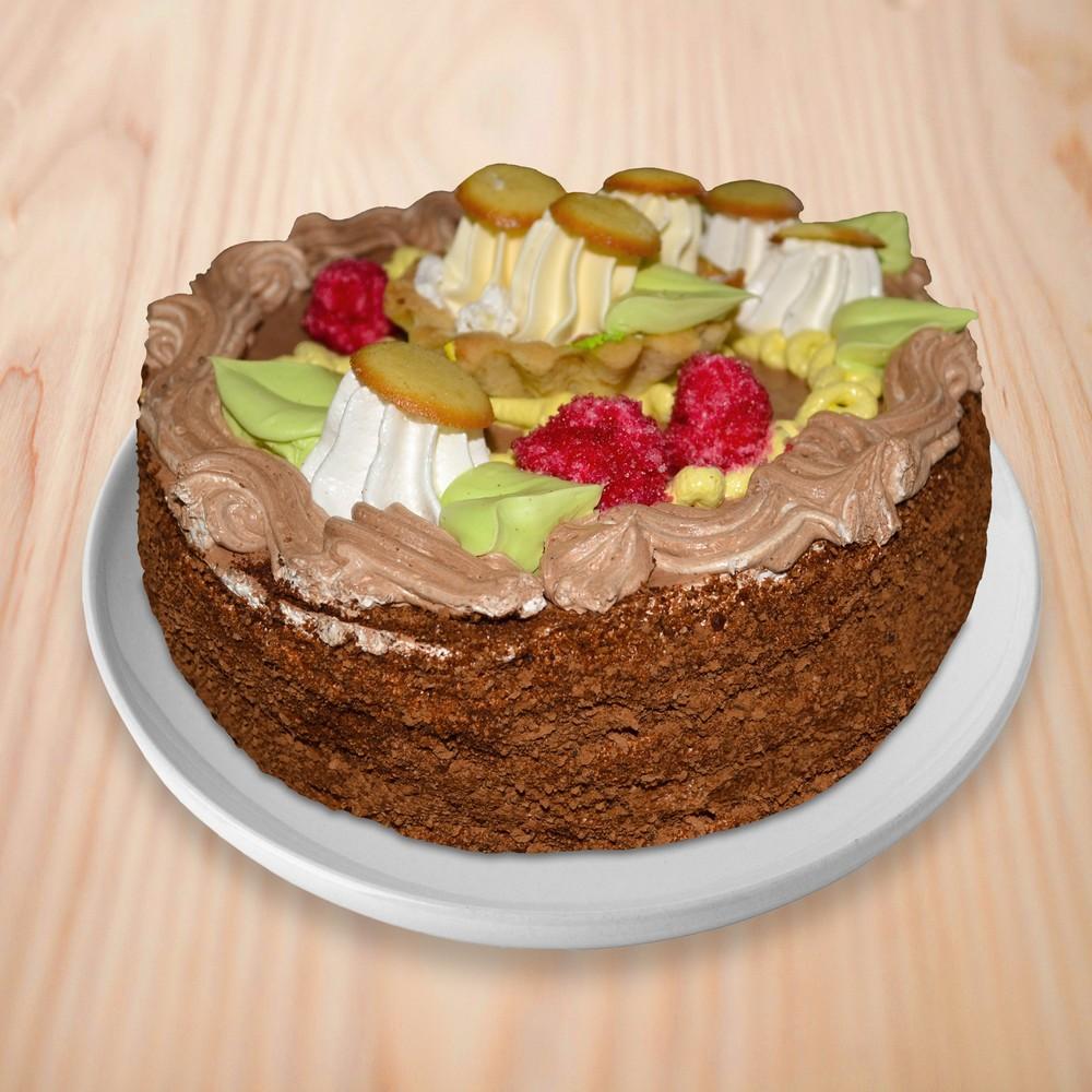 Рецепт торт сказка нашей молодости